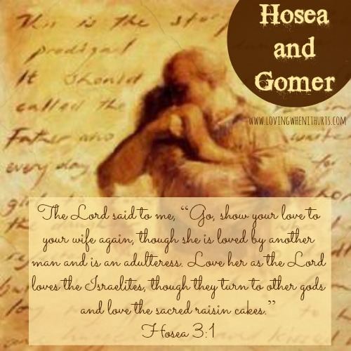 hosea and gomer relationship