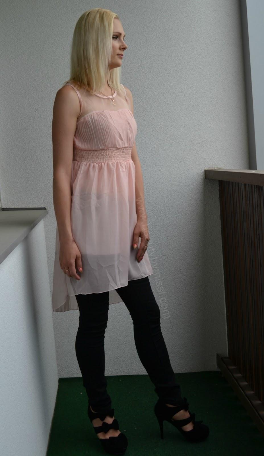 pink dress efoxcity.com