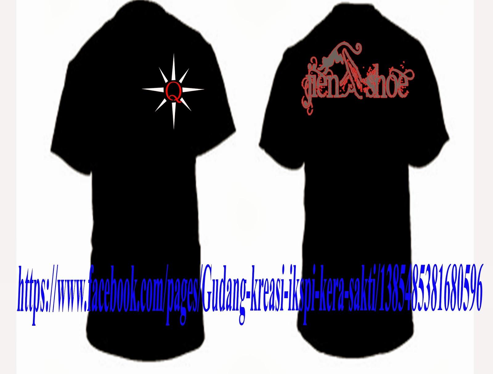 5300 Ide Desain Kaos Ikspi Terbaik Download Gratis