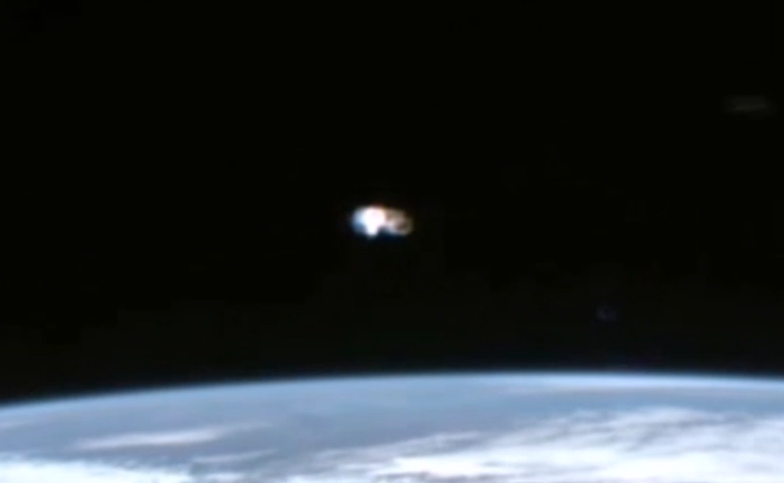 UFO SIGHTINGS DAILY: UFO Seen At Space Station Close Up On ...