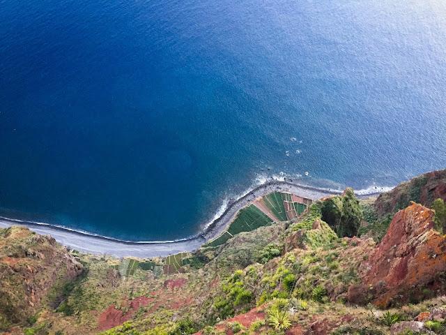 Cabo Girão Skywalk, Madeira