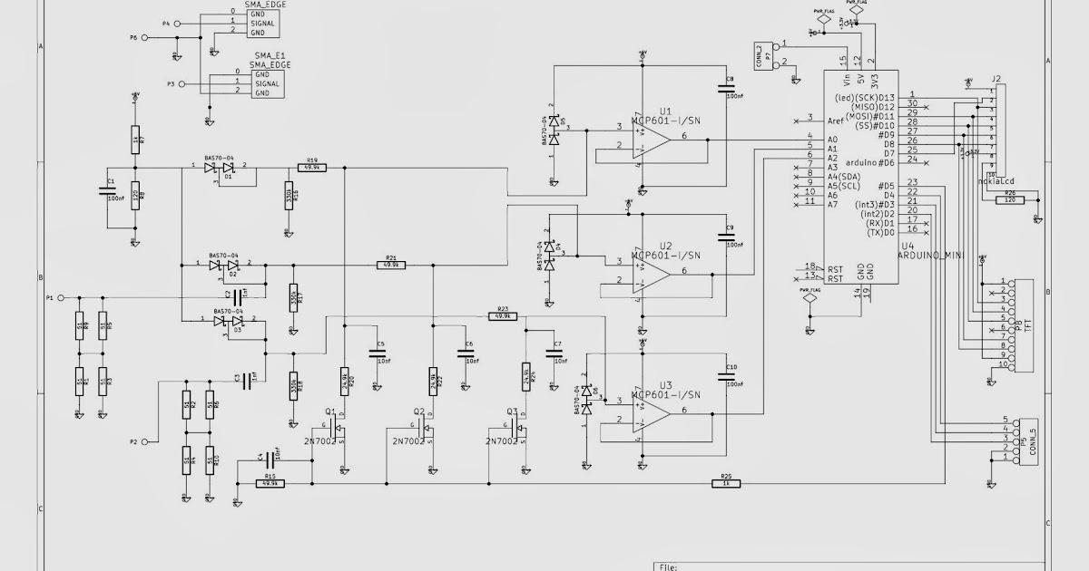 SWR / Wattmeter with Arduino NANO Video & Code