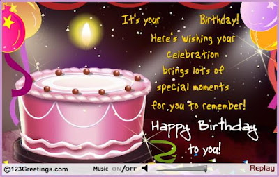 Happy Birthday wishes quotes for daughter: it's birthday here's wishing your celebration