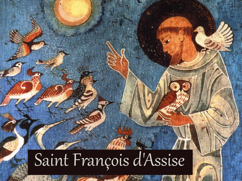 Découvrir la vie de Saint François d'Assise - KT42 - portail caté