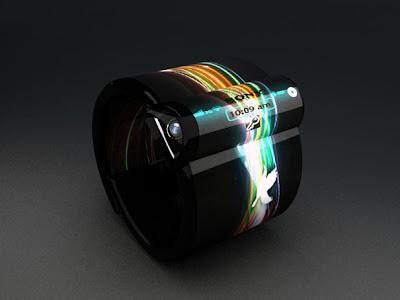 คอมพิวเตอร์ข้อมือ แห่งอนาคต Sony Nextep คอมพิวเตอร์แห่งปี 2020