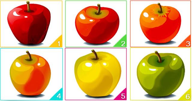 Выберите Яблоко И Узнайте, Что Оно Может Рассказать О Вашей Личности!