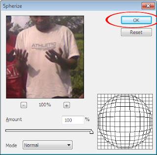 Cara Membuat Efek Fisheye(potoshop