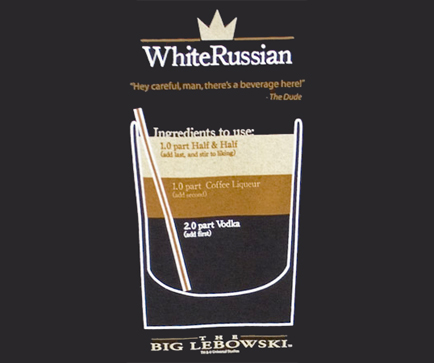White For The White Russian 50