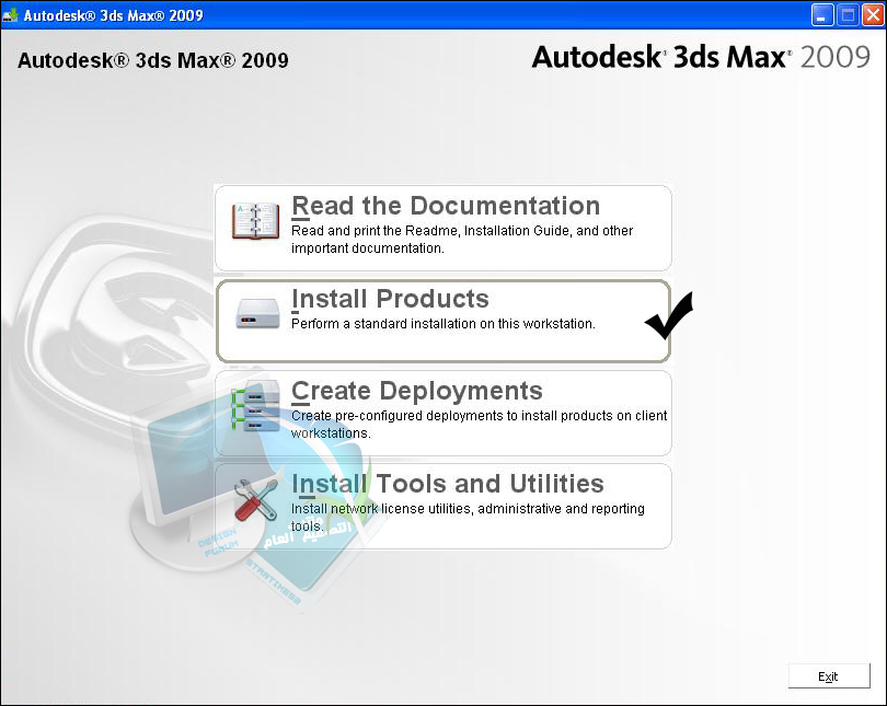 autodesk 3ds max 2009 free download