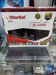 الوافد الجديد جهاز جديد يدخل الاسواق الجزائرية Starsat 2300