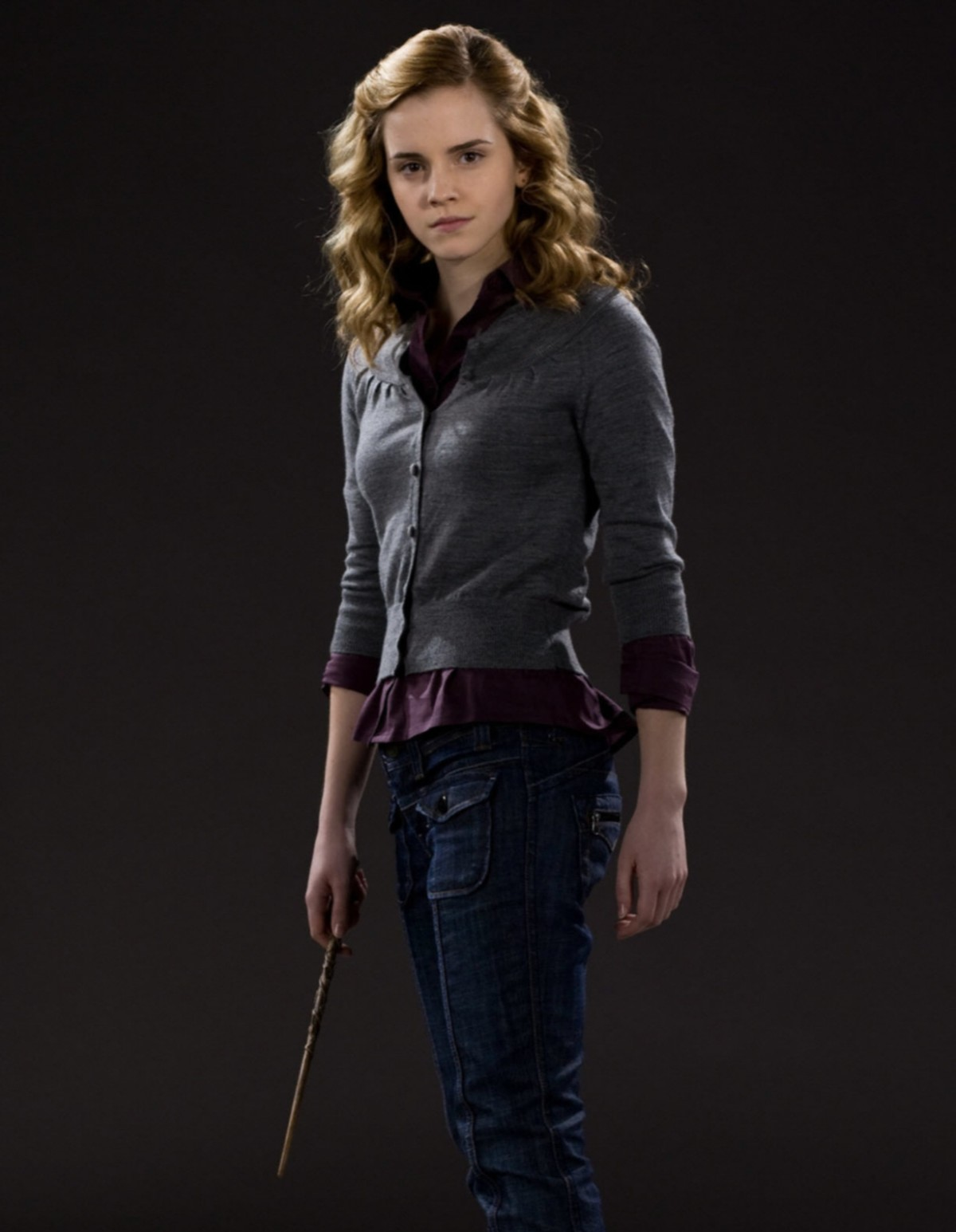 Hermione dating