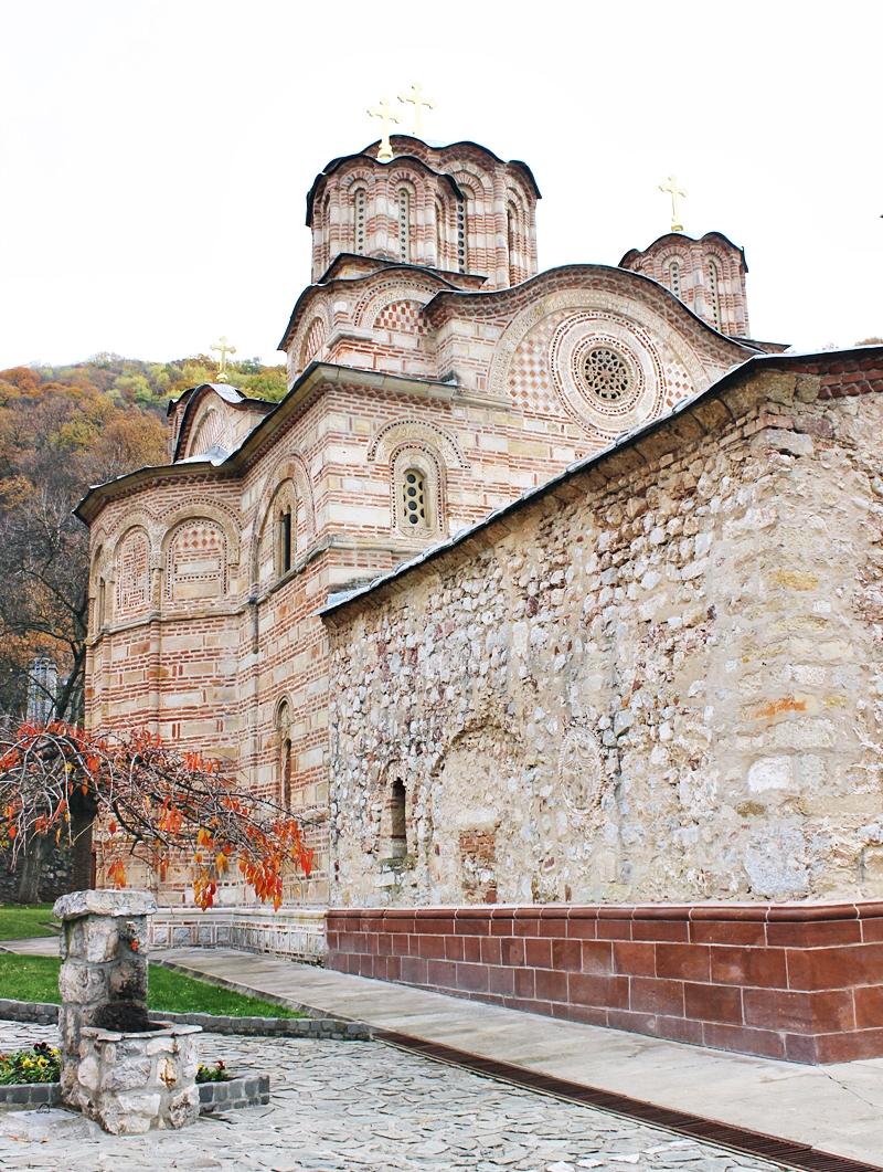 Manastir Ravanica zaduzbina kneza Lazara