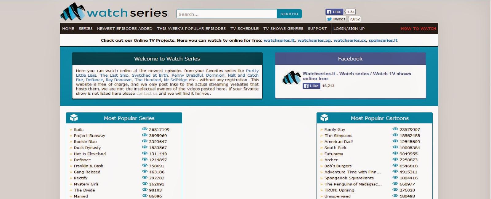 6 Best Websites For Free Online Tv Series Moviestica