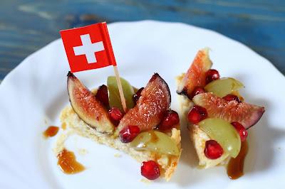 crostatine di frutta salate per #noicheeseamo