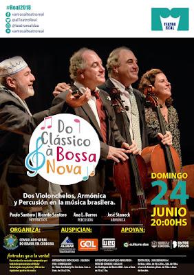 Duo Santoro, José Staneck e Ana Letícia Barros brilham na Argentina no fim de junho