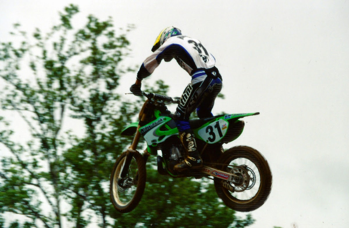 Damon Huffman Budds Creek 1999