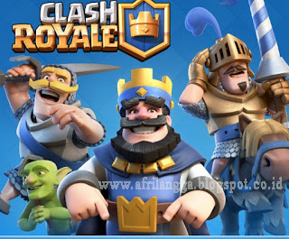Clash Royale sabet Gelar Games Terbaik di Google Play Award 2017