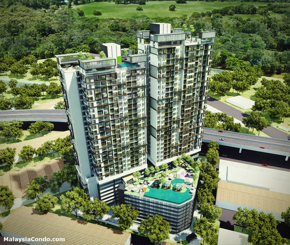 Pandan Valley Condo: D'Sands Residence