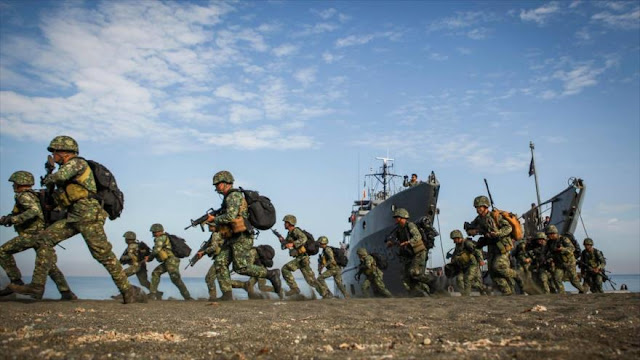 Filipinas reducirá los ejercicios militares conjuntos con EEUU