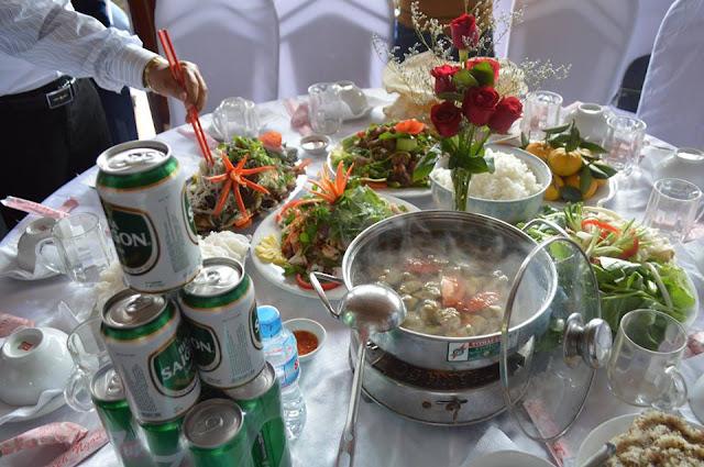 Xe Phúc Thuận Thảo -  Giải nhất cuộc thi nấu ăn của đội Xe Khách