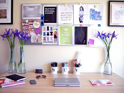 Cómo organizar tu espacio de estudio o trabajo