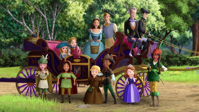Nonton Film Sofia the First S02E27: Carol of the Arrow (2015)