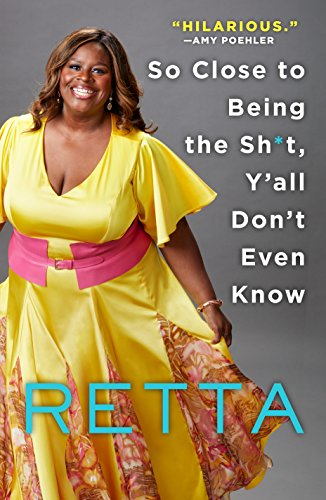Retta, nonfiction, reading, books, recommendations, goodreads, diverse books, memoir