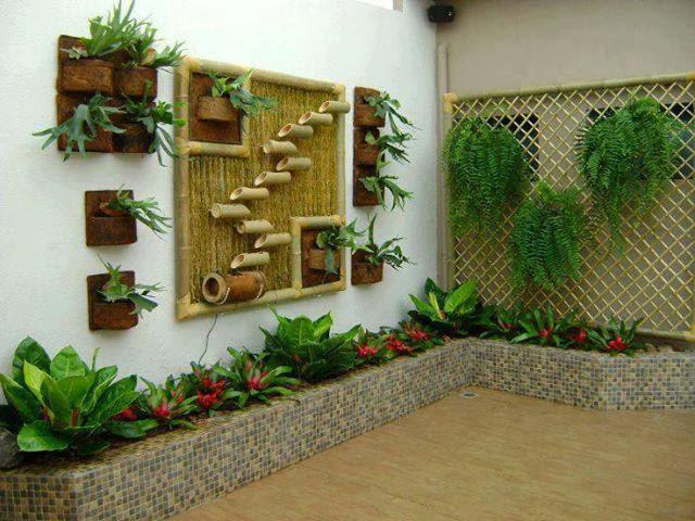 Las plantas en espacios peque os - Como aprovechar espacios pequenos ...