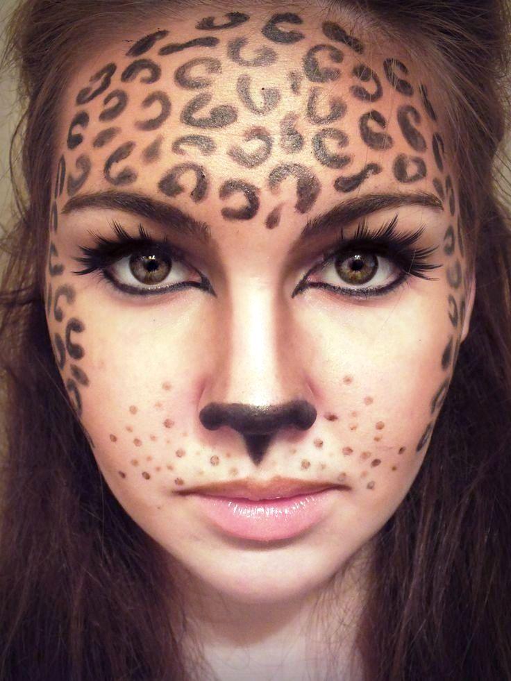Happy Halloween Day 19 Animal Halloween Makeup Ideas-7636