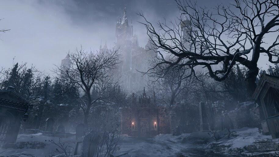 Resident Evil Village, 4K, #5.2051 Wallpaper