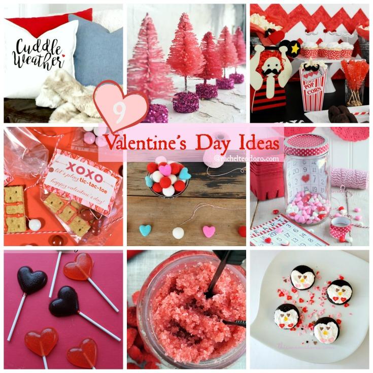 Create Link Inspire Party 9 Valentine S Day Ideas Rachel Teodoro