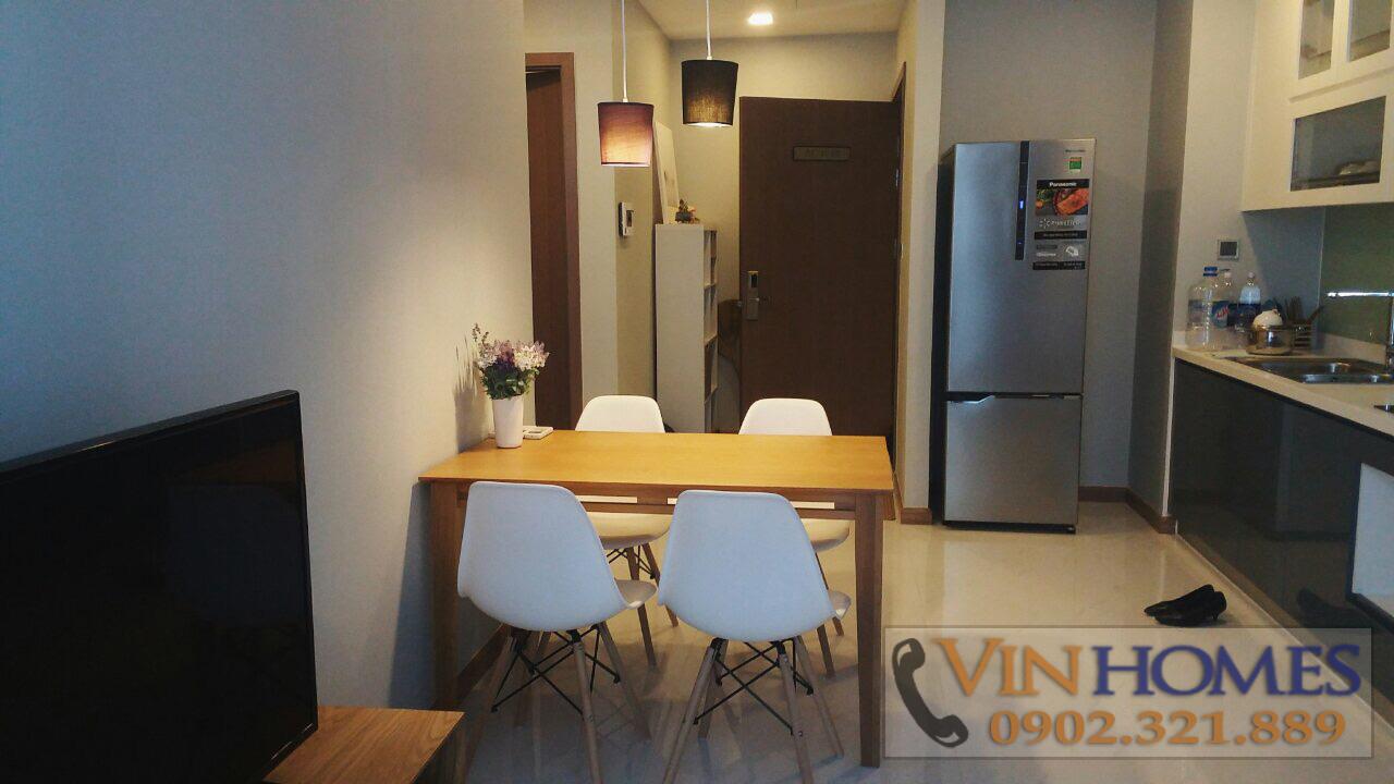 Cho thuê căn hộ Vinhomes Central Park C3