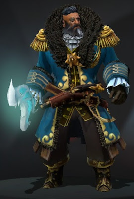 kunkka - divine anchor black