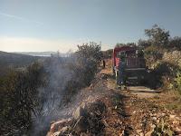 požar Ložišća slike otok Brač Online