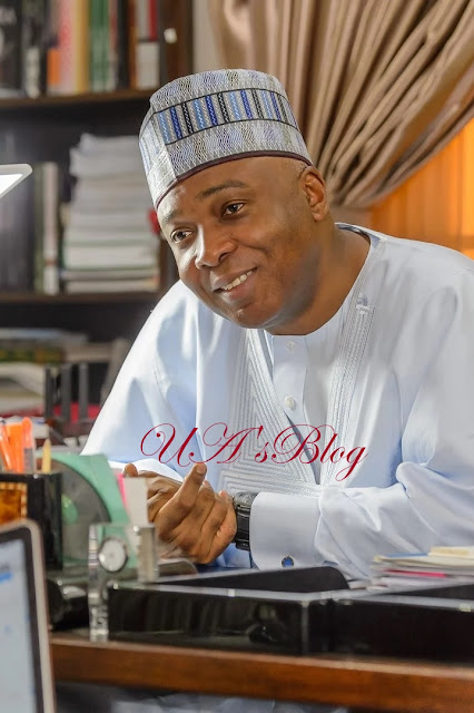 Nigerians react as Saraki dumps APC