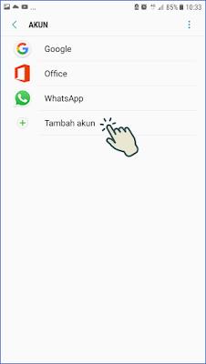 Cara 2 : Membuat Akun Gmail Melalui Aplikasi Gmail 3