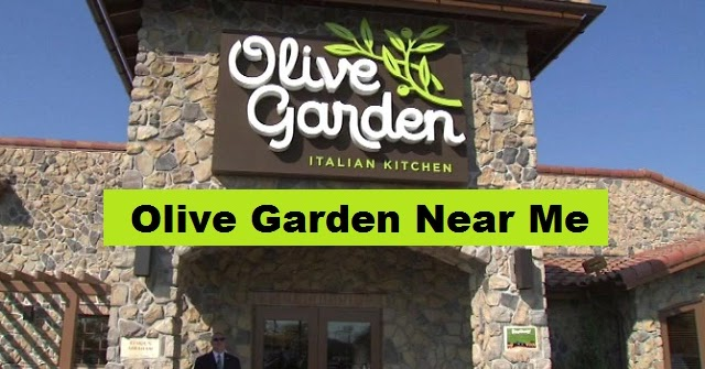 Olive garden near me places near me for Olive garden locations near me
