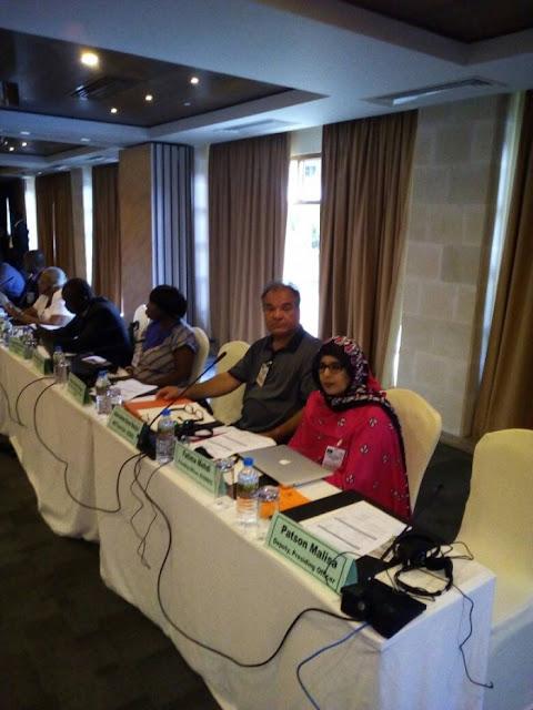 الأمينة العامة للاتحاد الوطني للمرأة الصحراوية تشارك في ورشة عمل حول الإيكوسوك
