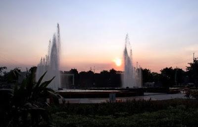 Taman Mundu Surabaya Yang Cantik