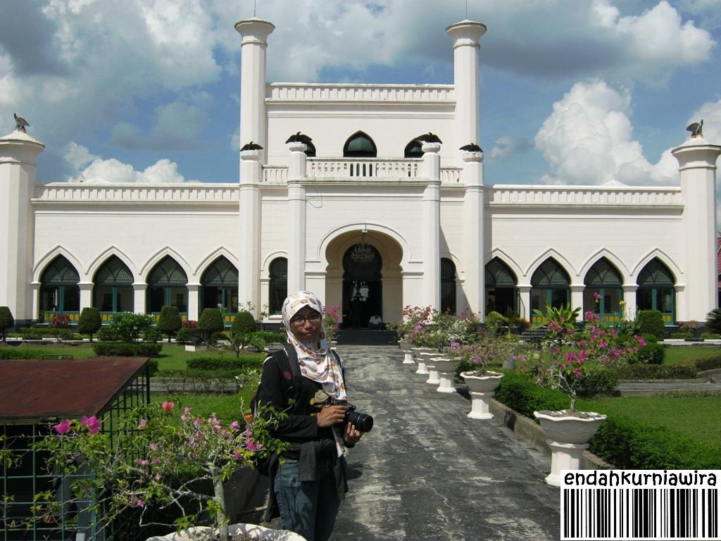Download Gambar Sketsa Istana Siak