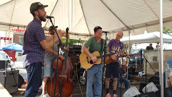 Darnell Boys @ ATHFEST '16 - Geoff Reacher's Lonesome Engineer - click on photo