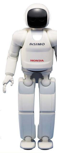 ASIMO The Advanced Humanoid