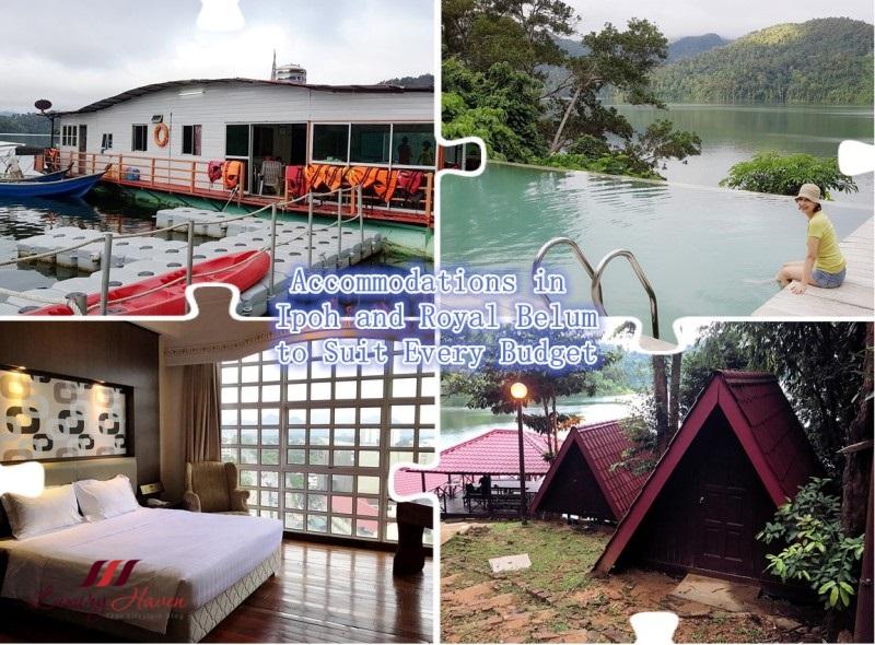 malaysia tourism ipoh royal belum accommodations
