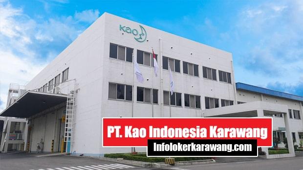 PT. Kao Indonesia Plant Karawang