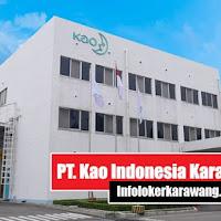 Lowongan Kerja PT. Kao Indonesia Plant Karawang Jawa Barat