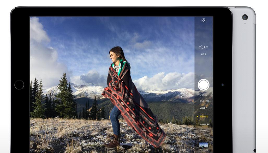Apple's iPad Air 2