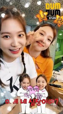 Twice Nayeon Red Velvet Yeri Room