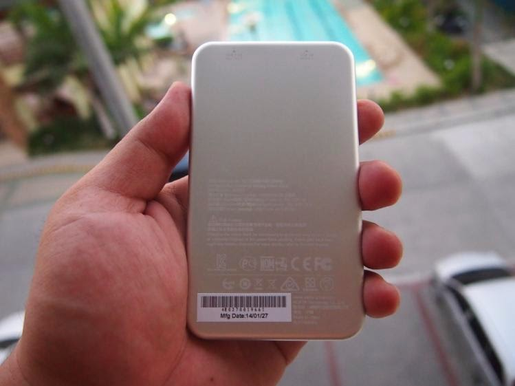 ADATA PV100 4200mAh Power Bank Review: Power On The Go Back
