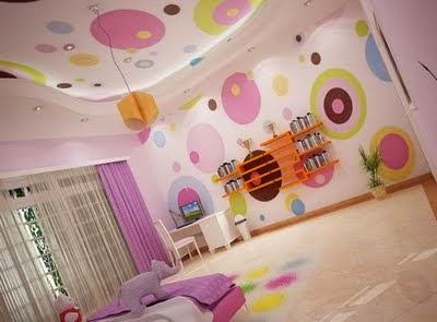 habitacion roxo meninas quarto e sala 3