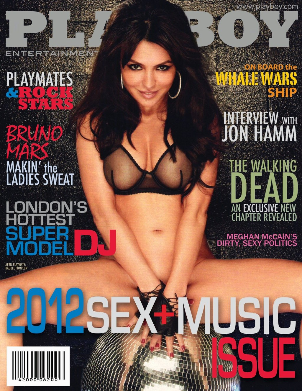 De Otros Mundos Mujeres  Playboy Ii-7537